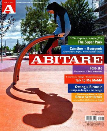 Abitare_Cover102011